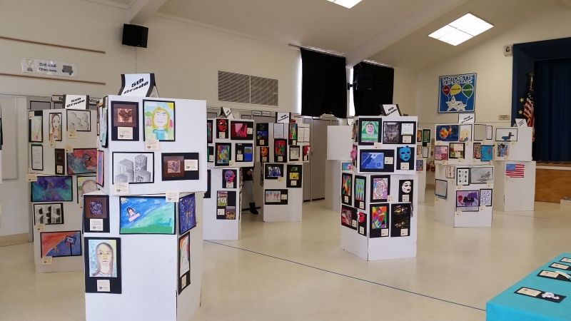 15th annual art vista show