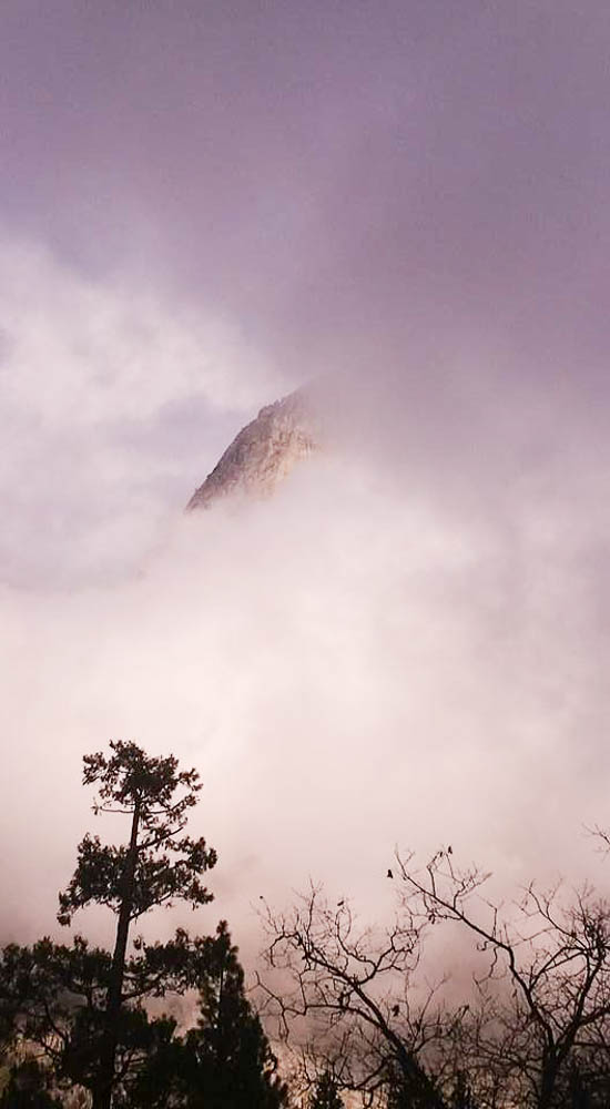 yosemite, peak of el capitan